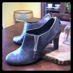 Franco Sarto Dark Grey Heels